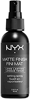 NYX Makeup Make Up Setting Spray, Matte Finish/Long Lasting, 2.03 Ounce