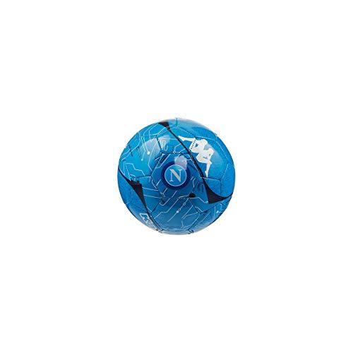 Kappa Mini Pallone da Calcio, Unisex - Adulto, Blu/Bianco, Talla 02