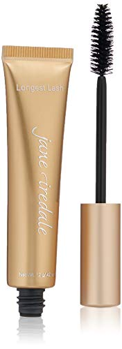 jane iredale Longest Lash Thickening and Lengthening Mascara, Black Ice