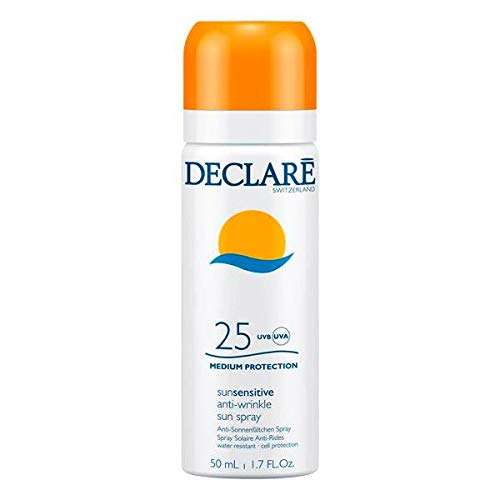 Declaré Sun Anti Wrinkle SPF 25 Sonnenlotion, 3er Pack (3 x 50 ml)