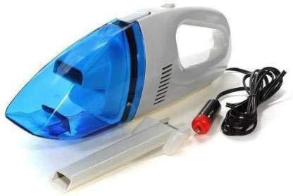 ONLINE SHOPPING Power Plastic 12 V Vacuum Cleaner for Car and Home, Multipurpose Vacuum Cleaner, Standard (Multicolour)