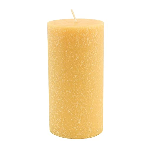 Root Candles Scented Timberline Pillar Candle, 3 x 6-Inches, Tangerine Lemongrass