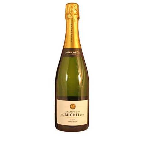 José Michel et Fils Champagne Brut Tradition 0.75 Liter