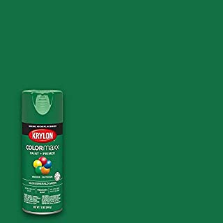 Krylon K05517007 COLORmaxx Spray Paint, Aerosol, Emerald Green (B07LFRVZJM) | Amazon price tracker / tracking, Amazon price history charts, Amazon price watches, Amazon price drop alerts