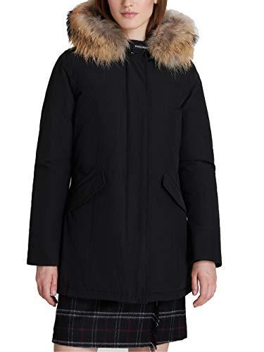 WOOLRICH Parka Arctic WWOU0299FR Black Size:XXL