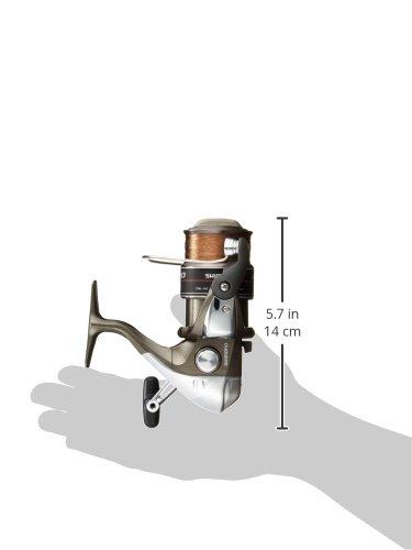 『シマノ(SHIMANO) スピニングリール アリビオ 4000 4号150m 糸付 ショアジギング』の3枚目の画像