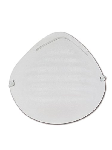 Gerson 1501 Nuisance Dust Mask, 50/Dispenser (Pack of 50)