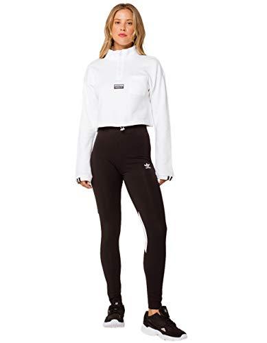 Adidas Originals - Mallas para mujer - Negro - XXS