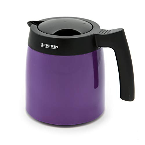 SEVERIN Thermokanne 1.0 Liter lila KA4121