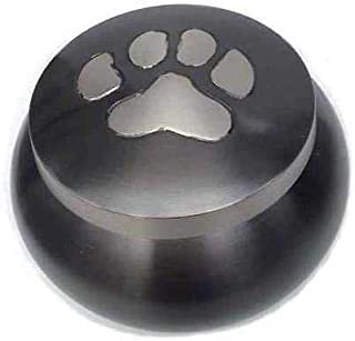 Best Friend Services Mia Paws Series Pet Urn - Slate