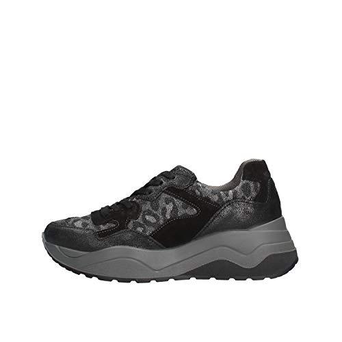 IGI&CO Scarpa Sneakers Donna/Ragazza Colore Nero Articolo 4149500 Vera Pelle Taglia 41