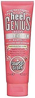 Soap & Glory Heel Genius Amazing Foot Cream, 4.2 oz - 2pc