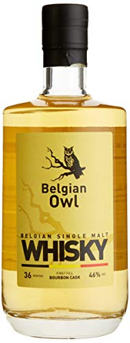 Belgian Owl Single Malt Whisky (1 x 0.50 l)