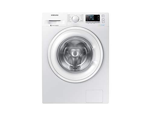 Samsung WW9RJ5246DW/ET lavatrice Libera installazione Caricamento frontale Bianco 9 kg 1200 Giri/min A+++-40%