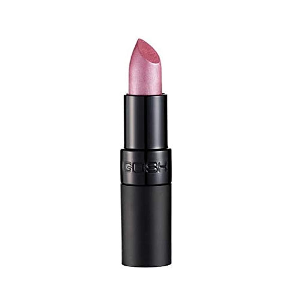 甘美な全員摩擦[GOSH ] おやっベルベットタッチ口紅131アメジスト - Gosh Velvet Touch Lipstick 131 Amethyst [並行輸入品]