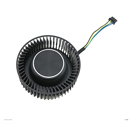 SHENG shengyuan FD6525H12D DC12V 1.30AMP 4pin Tarjeta de gráficos Fant Fail para ASUS GTX1070 1070TI GTX1080 GTX 1080TI Turbo Fan