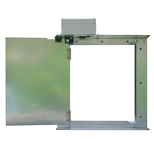 AGRIMATIC Porta per pollaio Automatica. Modello 180º