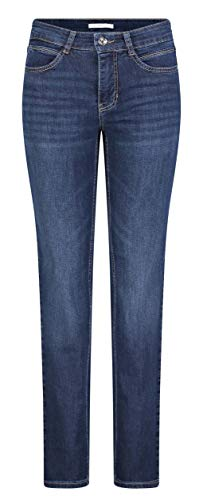 MAC Jeans Damen Hose Slim Angela Forever Denim 44/32