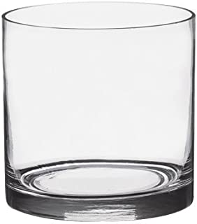 4-Pack 6-Inch Round Glass Vase Bowl - 6