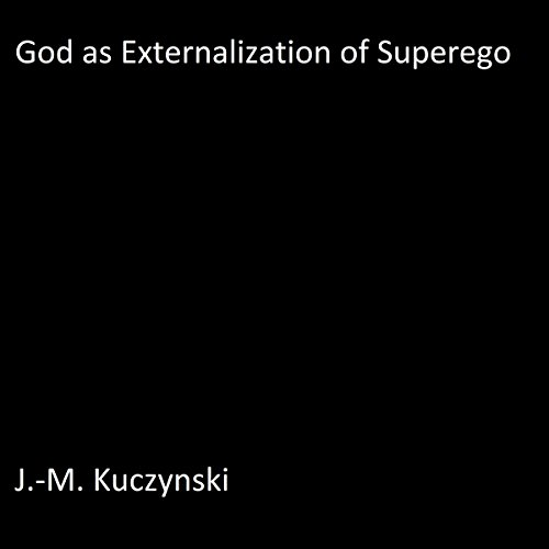 God as Externalization of Superego audiobook cover art