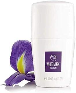 The Body Shop White Musk Anti Perspirant Deodorant for Men, 50ml