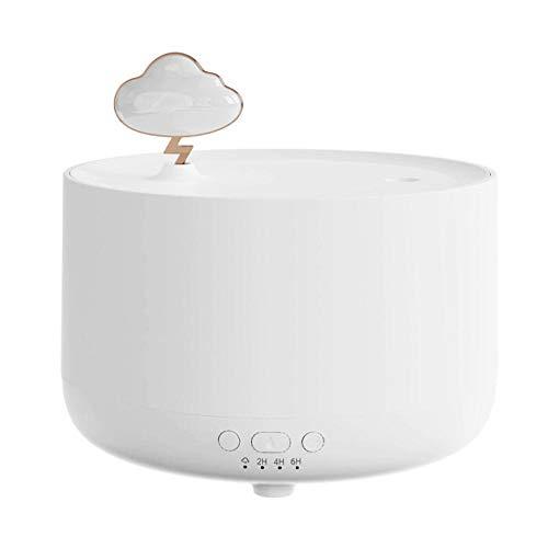 Pteng Mini Humidificador, humidificador de Niebla fría Humidificador Aire ultrasónico portátil silencioso Difusor Aceite Humidificadores aromaterapia USB para el hogar Yoga Oficina