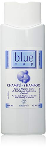 Catalysis - BLUE CAP CHAMPU (SHAMPOO) 400 ML PSORIASIS