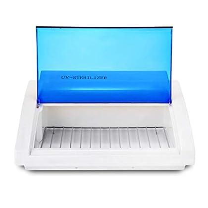 Caja UV Esterilizador UV Germicida Bactericida para Peluquería Manicura y Pedicura profesional