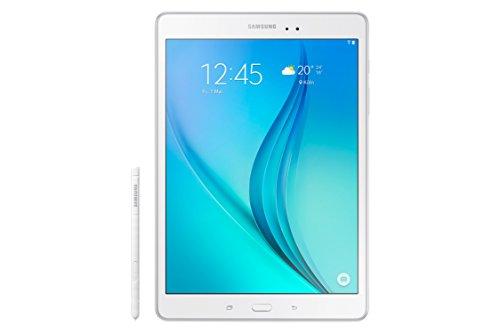 Samsung Galaxy Tab A SM-P550 16GB Color blanco - Tablet (Tableta de tamaño completo, Android, Pizarra, Android, Color blanco, Despertador, calculadora, calendario, Recordatorio de eventos, notas, Lista de tareas)