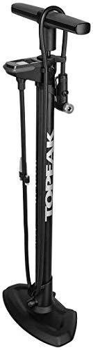 Topeak JOEBLOW Pro Digital-Luftpumpe für Fahrrad, Sport und Outdoor, Schwarz, 73,5 x 25,5 x 16,4 cm