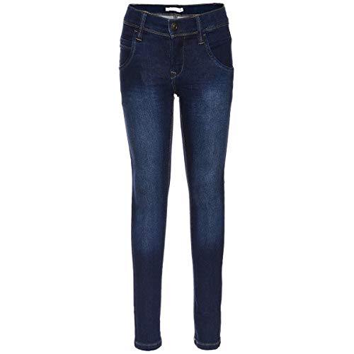NAME IT Child Slim Fit Jeans NITTAX 128Dark Blue Denim