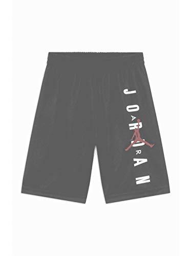 Jordan heren korte broek Nike groen mesh zwart 957176-023