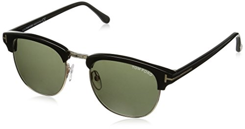 Price comparison product image Sunglasses Tom Ford HENRY TF 248 FT0248 05N black / other / green