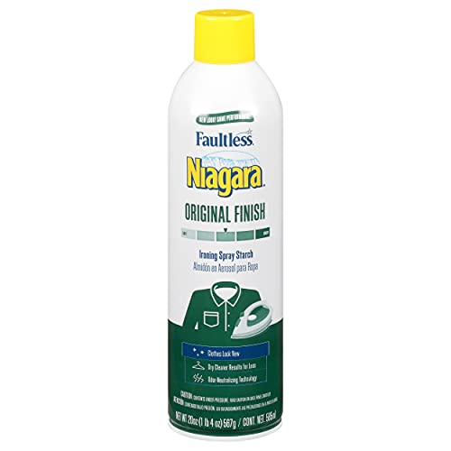 Niagara Spray Starch Original, 20 oz