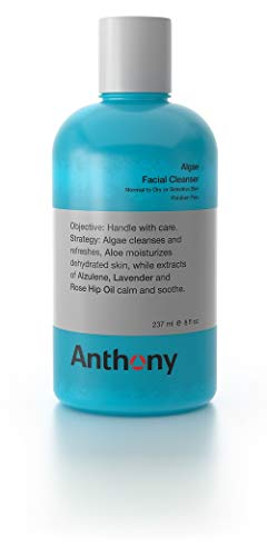 Anthony Algae Facial Cleanser, 8 Fl Oz