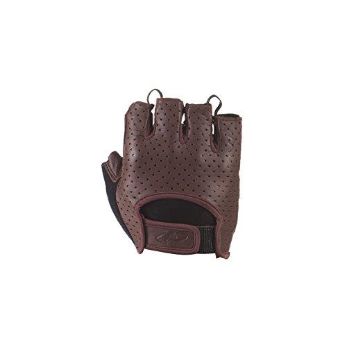 Lizard Skins Cycling Aramus Classic Gloves (Brown, Large)