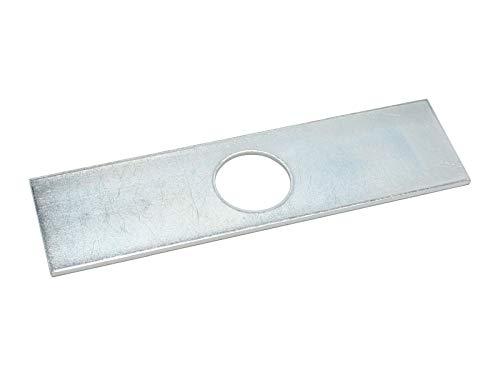 SECURA 1x Vertikutiermesser kompatibel mit Gutbrod GS 4555 16APY00E690 Vertikutierer