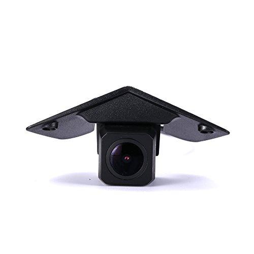 Auto Kamera Ultra HD Frontkamera und 170° Weitwinkelobjektiv wasserdichte Front Rückfahrkamera für Mercedes Benz Viano A/B/C/E/SLK/G/GL/GLK/M/SL/SLK/R/GLA/CL/CLA/AMG