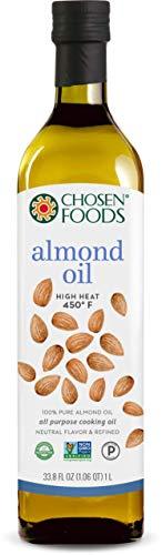 Chosen Foods Almond Oil 1 L, Food G…