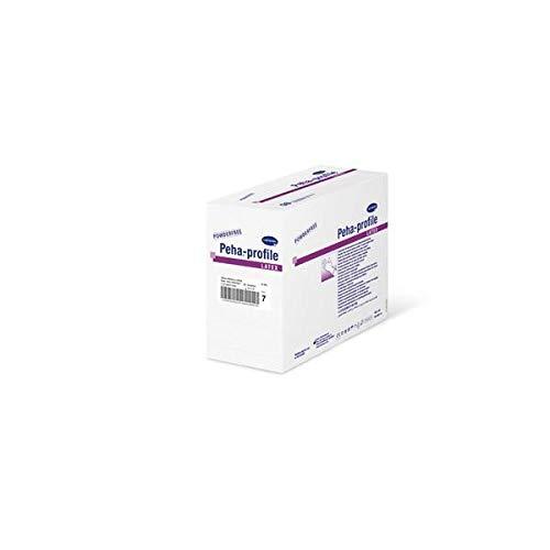 Peha-profile latex puderfreie OP-Handschuhe 50 Paar Gr. 6.0