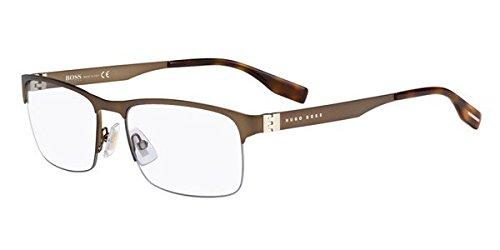 Hugo Boss Hugo Orange Sonnenbrille BO-0194-S-7G9-4D-50-21-140 Gafas de sol, Marrón (Braun), 55.0 para Hombre