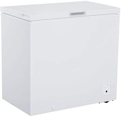 Avanti CF720M0W 35 Inch Freestanding Chest Freezer with 7.2 cu. ft. Capacity, White Door, in White