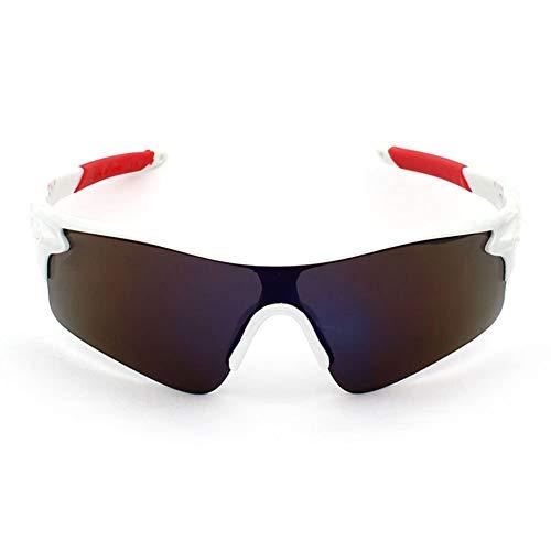 Weimay Gafas de Sol de Ciclismo, polarizado antideslumbrante Lluvia día visión Nocturna...