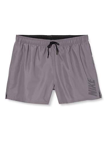"NIKE Men's Logo Solid Lap Volley Short 5"" -Lmf5 Ness9504 Swim Briefs,..."