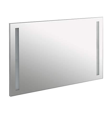 Schildmeyer Spiegel 131274, LED-Beleuchtung, Sensorschalter, 100 cm