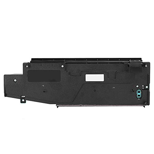 T angxi Alimentation de Console de Jeu Portable, Alimentation Portable APS-330 avec Adaptateur Secteur ABS Tournevis pour PS3-4000(Noir)