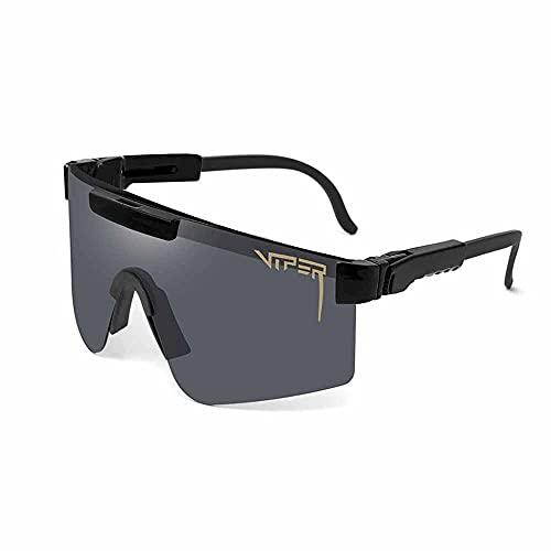 Gafas de ciclismo Gafas de sol mujeres hombres azul espejo lente a prueba de viento polarizado bicicleta bicicleta deportes gafas gafas de sol