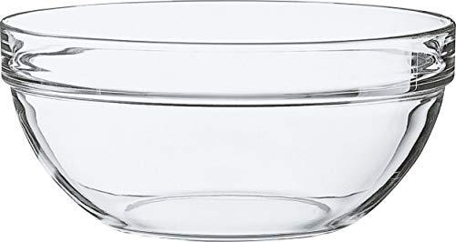 Luminarc Apilable - Ensaladera, 20 cm, transparente