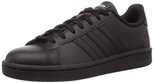 adidas Men's Tennis Shoe, Core Black/Core Black/FTWR White,...