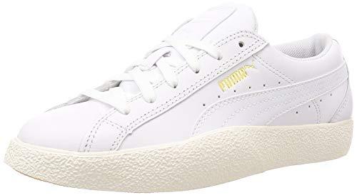 PUMA Love WN'S, Zapatillas para Mujer, Blanco White/Marshmallow, 38.5 EU